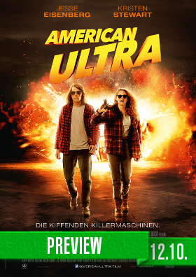 """Preview """"American Ultra"""""""