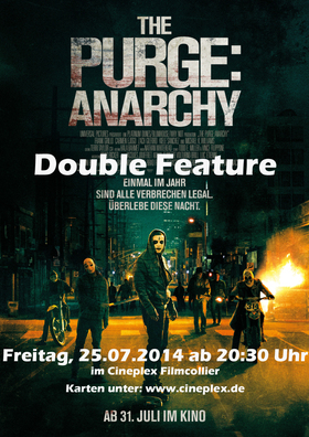The Purge Double Feature