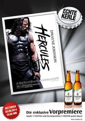 Echte Kerle: Hercules