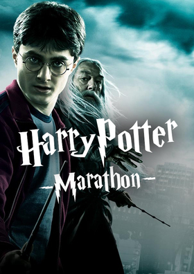 Marathon: Harry Potter 1-7.2