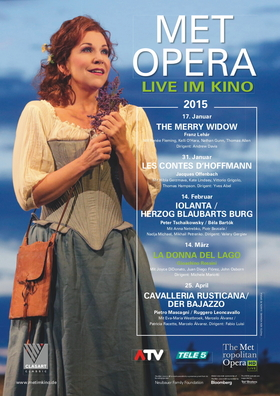 MET Opera: La Donna del Lago