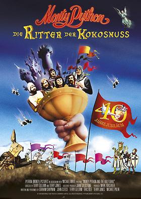 Die Ritter der Kokosnuss zum 40. Jubiläum