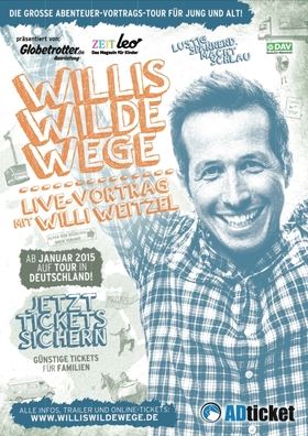 Willis Wilde Wege - Live Vortrag