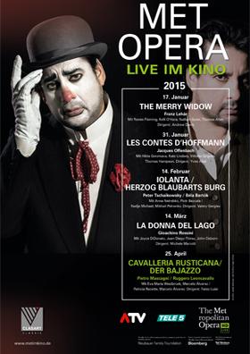 Metropolitan Opera: Cavalleria Rusticana & Bajazzo