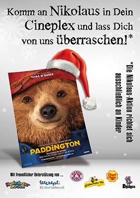 06.12. - Cineplex Nikolaus-Aktion