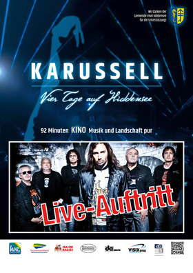 KARUSSELL live im Kino!