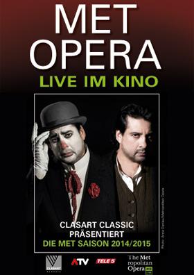 metropolitan Opera Saison 2014/15