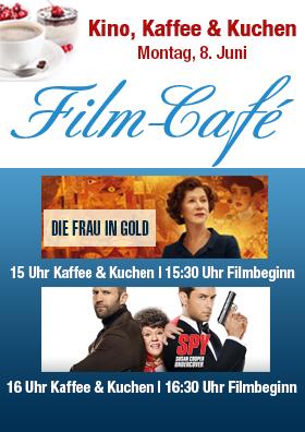Doppel-Film-Café