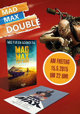 Mad Max: Fury Road Doublefeature