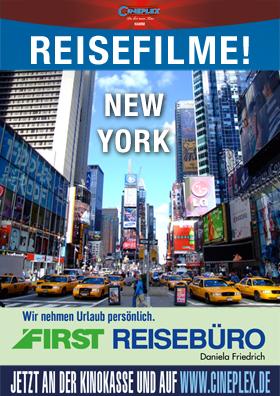 REISEFILME: NEW YORK