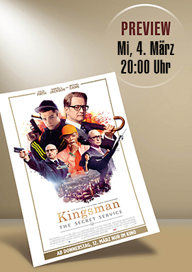 Preview: Kingsman