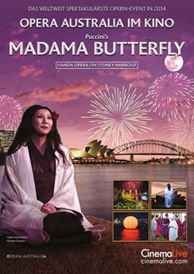 Madama Butterfly on Sydney Harbor