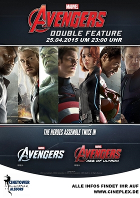 Avengers Double Feature