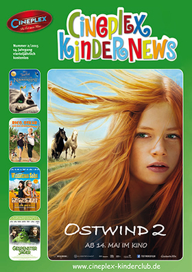 Cineplex Kindernews 2/2015
