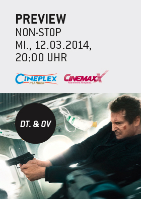 Preview Non-Stop (Deutsch | OV)