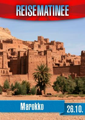 Königreich zwischen Meer und Wüste...
