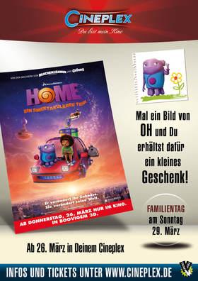 """""""Home - Ein smektakulärer Trip"""""""