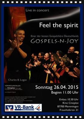 Gospels 'N' Joy