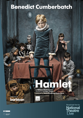 National Theatre London: Hamlet - Benedict Cumberbatch