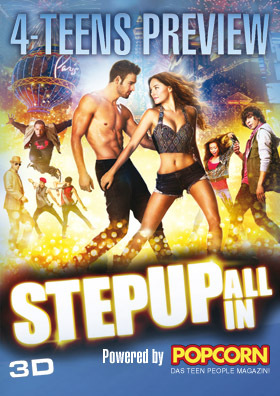 4-Teens Preview: STEP UP: ALL IN (3D)
