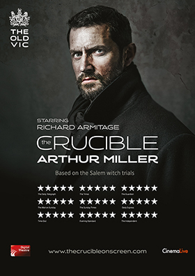 The Old Vic's - The Crucible