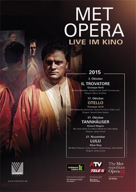 Metropolitan Opera: Verdis OTELLO