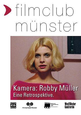 filmclub münster: ROBBY MÜLLER