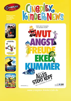 Cineplex Kindernews 3/2015