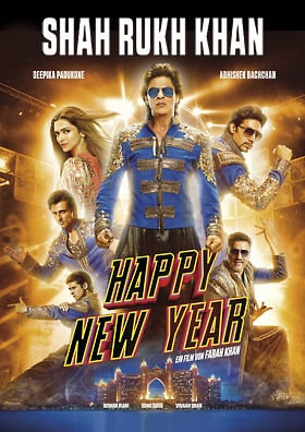 Bollywood-Special: HAPPY NEW YEAR