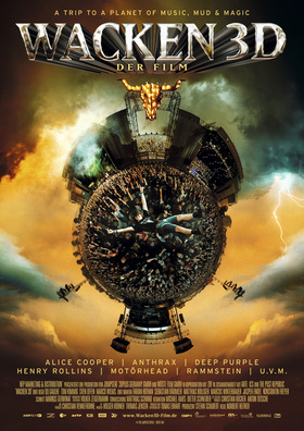 Preview: Wacken 3D - Der Film
