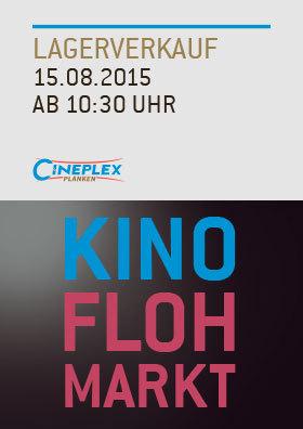 Kino-Flohmarkt