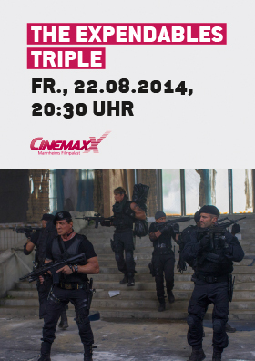 The Expendables Triple