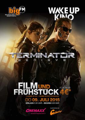 BigFM Wake Up Kino: Terminator Genisys