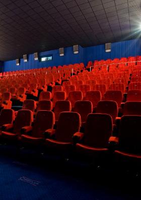 Original Kinosessel suchen neues Zuhause, am 28.09.!
