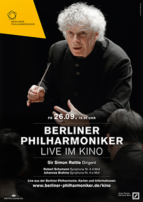 Berliner Philharmoniker 2014/15: Sir Simon Rattle