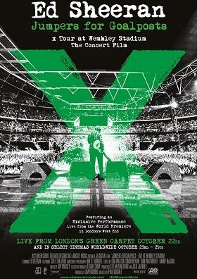 ED SHEERAN - Live From Wembley Stadium