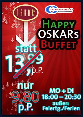 Happy OSKARs Buffet