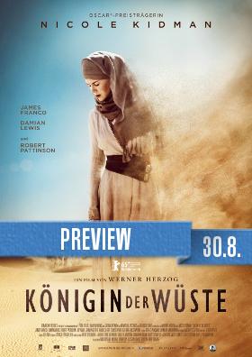 """Preview """"Königin der Wüste"""""""