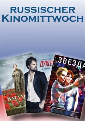 Russische Filme im Cineplex