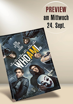 Preview: Who am I - Kein System ist sicher