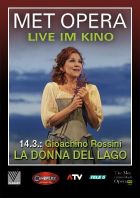 MET live: LA DONNA DEL LAGO