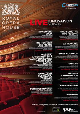 The Royal Opera House London