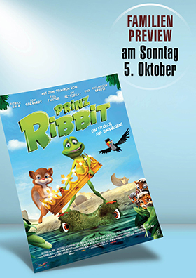 Familien Preview: Prinz Ribbit