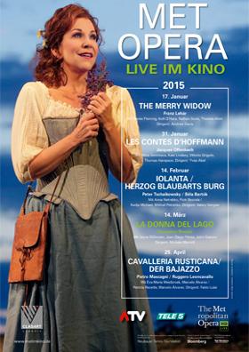"""La Donna del Lago"" live in der MET"