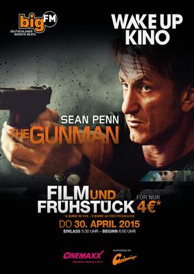 BigFM Wake Up Kino: The Gunman