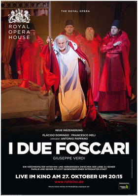 27.10. I DUE FOSCARI | Royal Opera