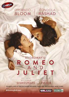 ROMEO AND JULIET mit Orlando Bloom