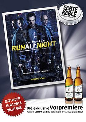 Echte-Kerle-Preview: RUN ALL NIGHT