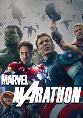 25.04. - Marvel Marathon - Der Vorverkauf läuft!