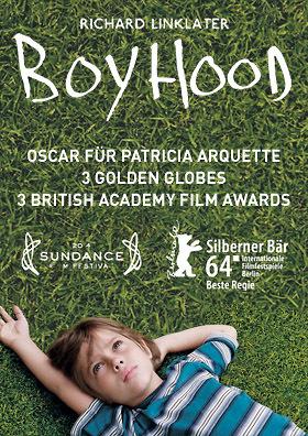 Preisgekrönt: BOYHOOD